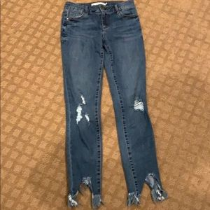 Tractor girls jeans , size 12
